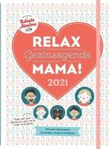 Relax mama 2021. familie agenda