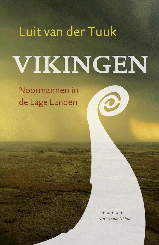 Boek cover Vikingen van Luit van der Tuuk (Onbekend)