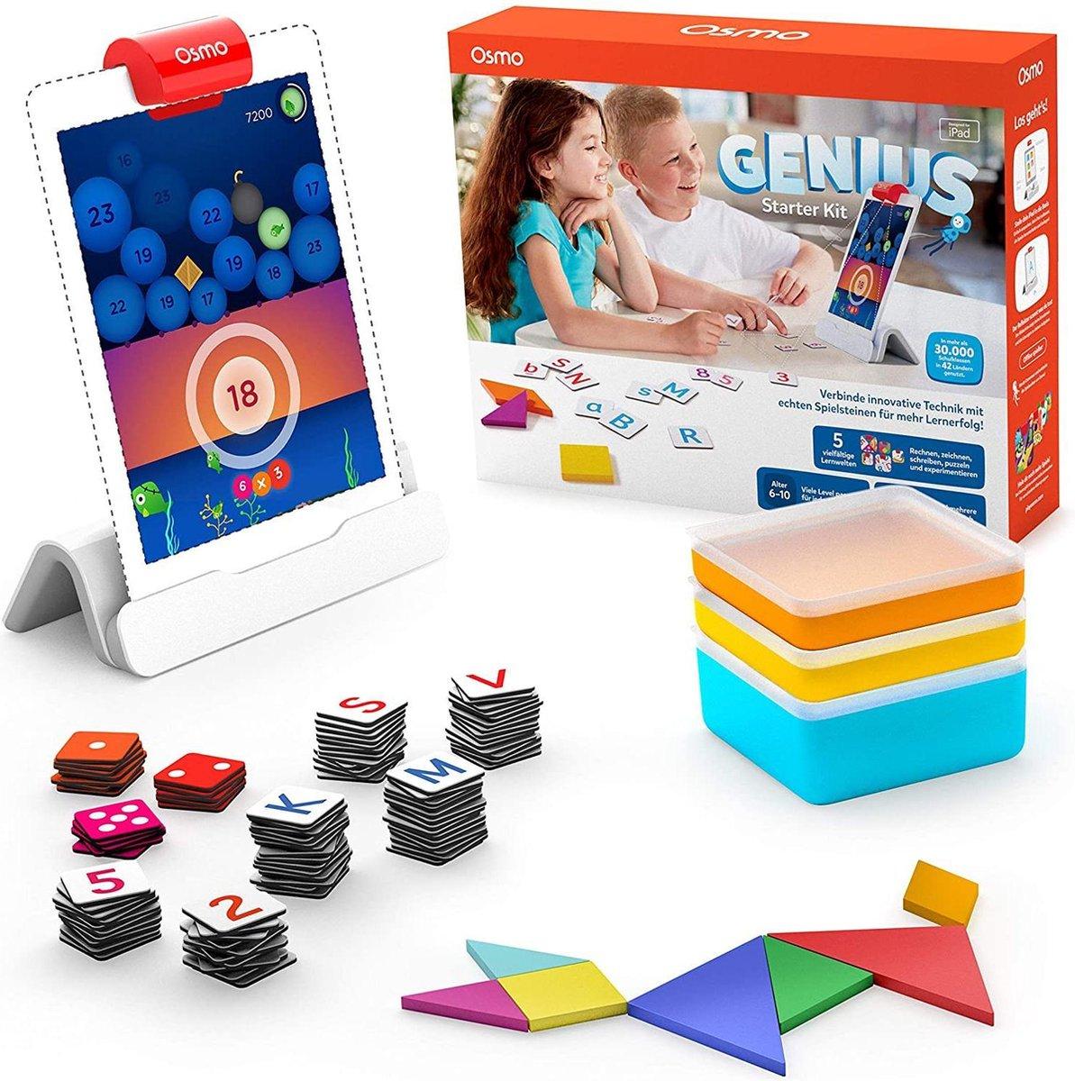 Osmo Genius Starter Kit - Educatief speelgoed voor iPad