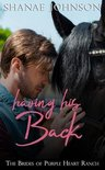 Having His Back