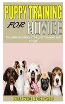 Puppy Training for Novice