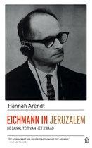 Boek cover Eichmann in Jeruzalem van Hannah Arendt (Paperback)