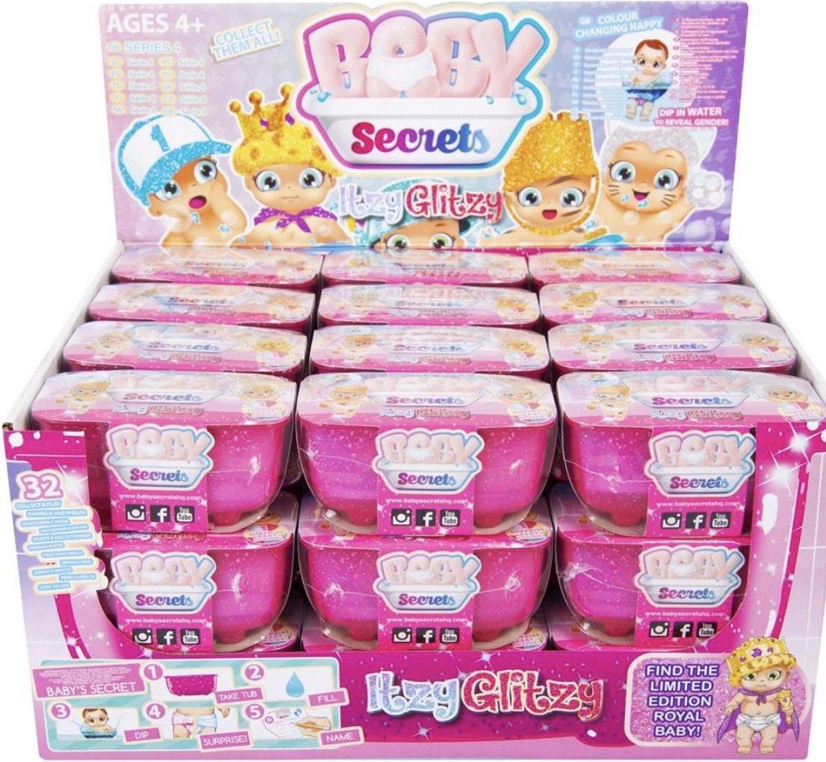 Baby Secret Itzy Glitzy
