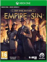 Empire of Sin - Day One Edition - Xbox One