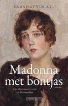 Madonna met bontjas