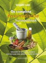 De Complete Ayurvedische Huisapotheek - Boek