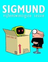 Sigmund vijfentwintigste sessie