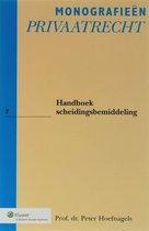 Monografieen Privaatrecht 7 -   Handboek Scheidingsbemiddeling