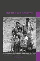 Historische Migratiestudies 3 -   Het land van herkomst
