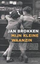 Boek cover Mijn kleine waanzin van Jan Brokken