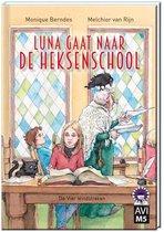 Hoera, ik kan lezen!  -   Luna gaat naar de heksenschool