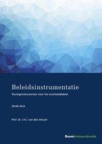 Studieboeken bestuur en beleid  -   Beleidsinstrumentatie