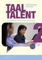 Boek cover Taaltalent / 2 van Katja Verbruggen
