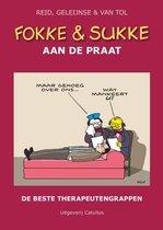 Boek cover Fokke & Sukke  -   Aan de praat van Reid (Hardcover)