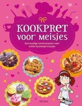 Boek cover Kookpret voor meisjes van Christelle Chatel