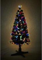 Kunstkerstboom met Verlichting, kerstboom - kerstmis - kerst boom - christmas tree ,Deze 120 cm hoge boom kan elk jaar worden gebruikt