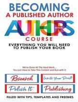 Becoming A Published Author - Authors Course