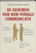 Boek cover De geheimen van non-verbale communicatie van M. Salem (Paperback)