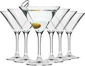 Krosno Martini glazen Elite 150ml - 6 glazen
