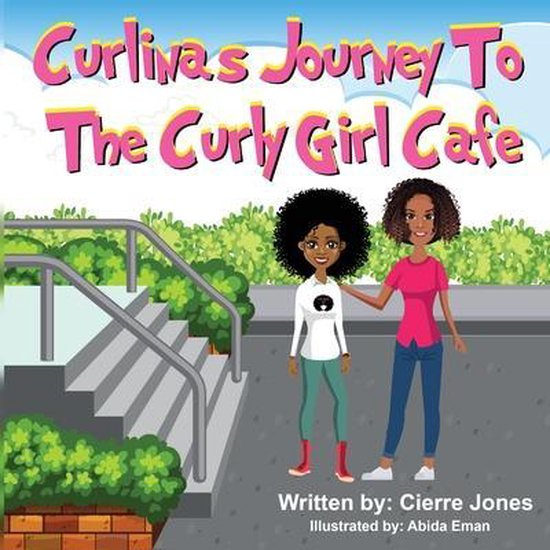 Curlinas Journey To The Curly Girl Cafe