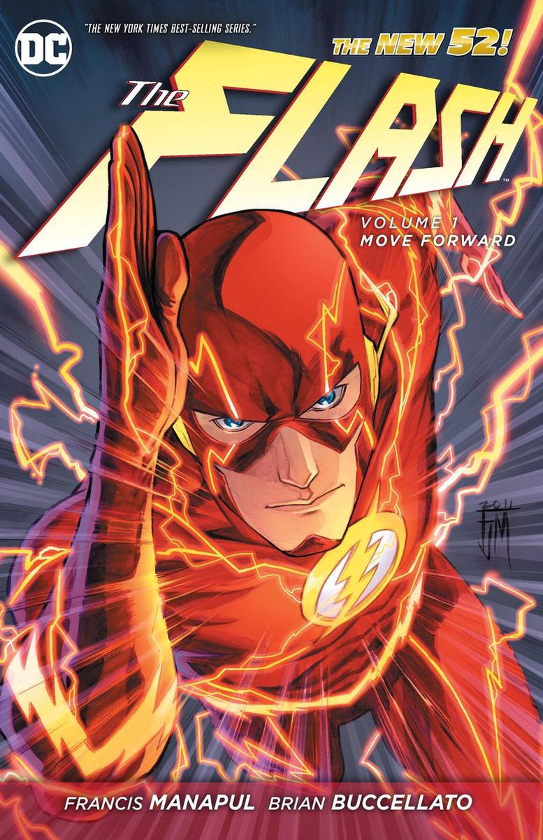 The Flash Vol. 1 - Francis Manapul