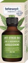 tetesept Anti Stress Bad Formula Hennep & Passiebloem (100 ml)