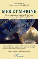 Boek cover Mer et marine van Eric Barrault
