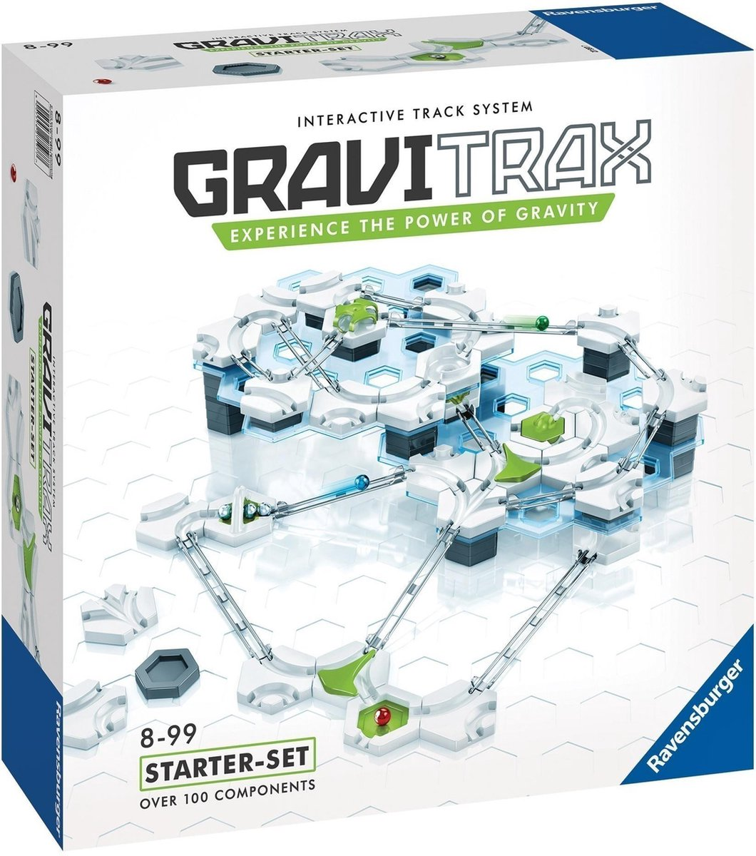 GraviTrax® Starter Set - Knikkerbaan