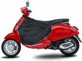 Luxe Zwart Scooter Beenkleed - Beenkleed scooter - Scooter deken - Universeel - Scooter Accesoires - Met Gratis Opbergtas - scooter beenwarmer - Cadeau