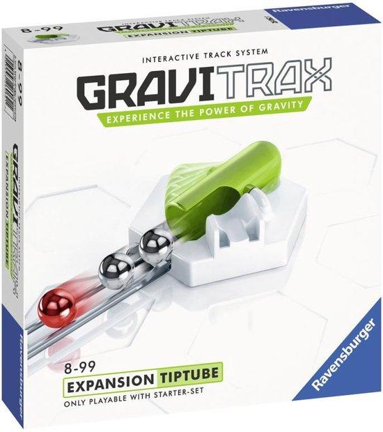 GraviTrax® Tip Tube Uitbreiding - Knikkerbaan