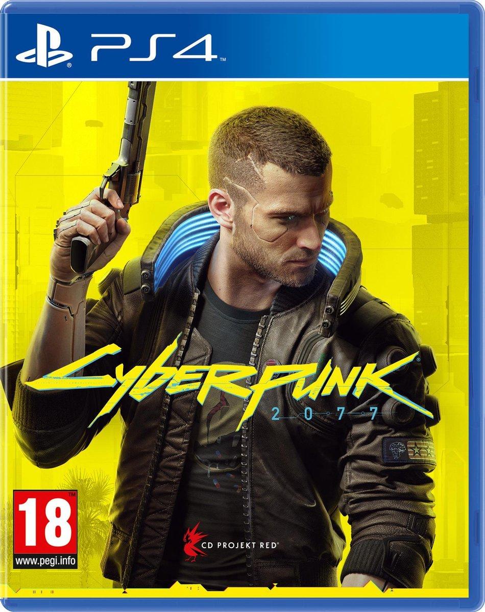 Cyberpunk 2077 - Day One Edition - PS4 - Bandai Namco