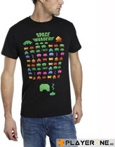 Invaders Del Espace - T-Shirt (2X-LARGE) /Clothing