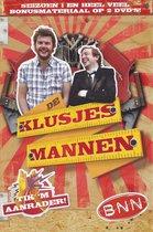 De Klusjesmannen - Seizoen 1  (2-DVD)