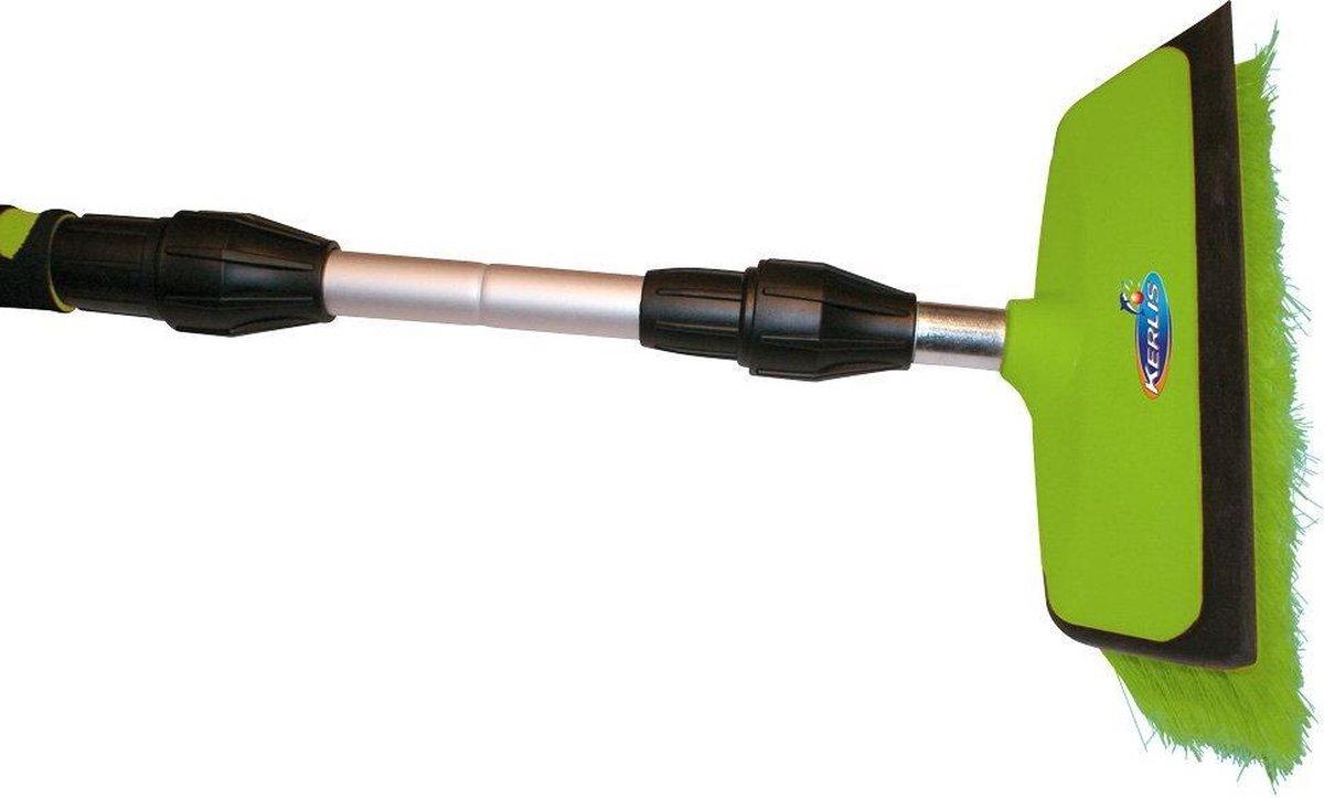 Hydrojet bezem Xpro voor boordstenen, rolluiken of zwembadafdekking