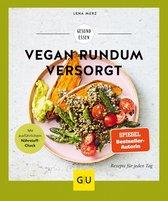Boek cover Vegan rundum versorgt van Lena Merz