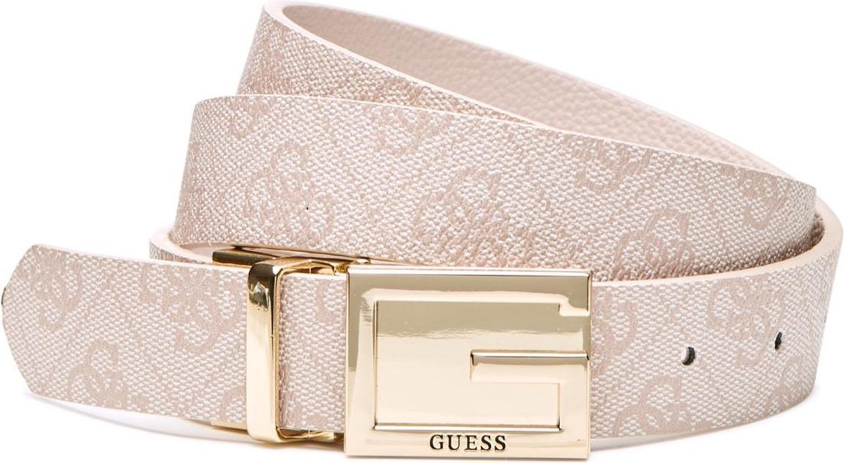 GUESS Valy Stone Riem -S - roze -