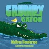 Grumpy the Gator