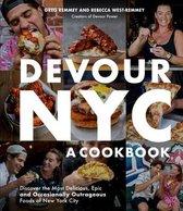 Omslag Devour Nyc: A Cookbook