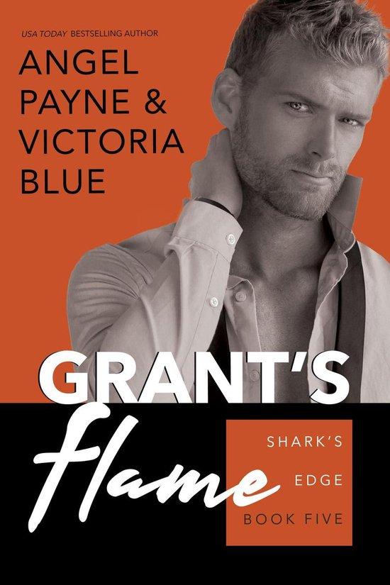Boek cover Grants Flame van Angel Payne (Onbekend)