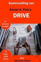 Boek cover Samenvatting van Daniel H. Pinks Drive van Elly Stroo Cloeck (Onbekend)
