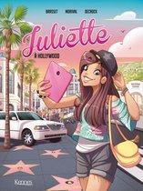 Omslag Juliette à Hollywood BD T04