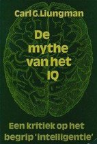 Boek cover De mythe van het iq van Carl G. Liungman