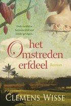 Boek cover Het omstreden erfdeel van Clemens Wisse