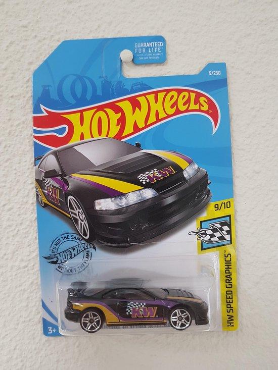 Afbeelding van Hot Wheels - Collectors Item - Special Edition Honda (acura) Integra GSR speelgoed