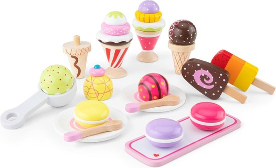 New Classic Toys Luxe Speelgoed IJs Set - 21 delig