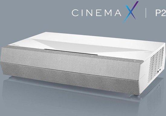 CinemaX P2 4K UHD 3000 2.000.000:1 HDMI