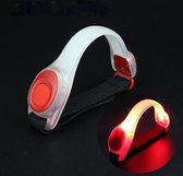 Running Safety Led Light/ Reflecterende armband/ Reflecterende hardloop/ veiligheidsverlichting/ led