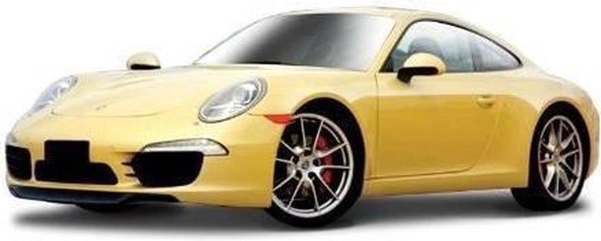 Bburago Porsche 911 Carrera S
