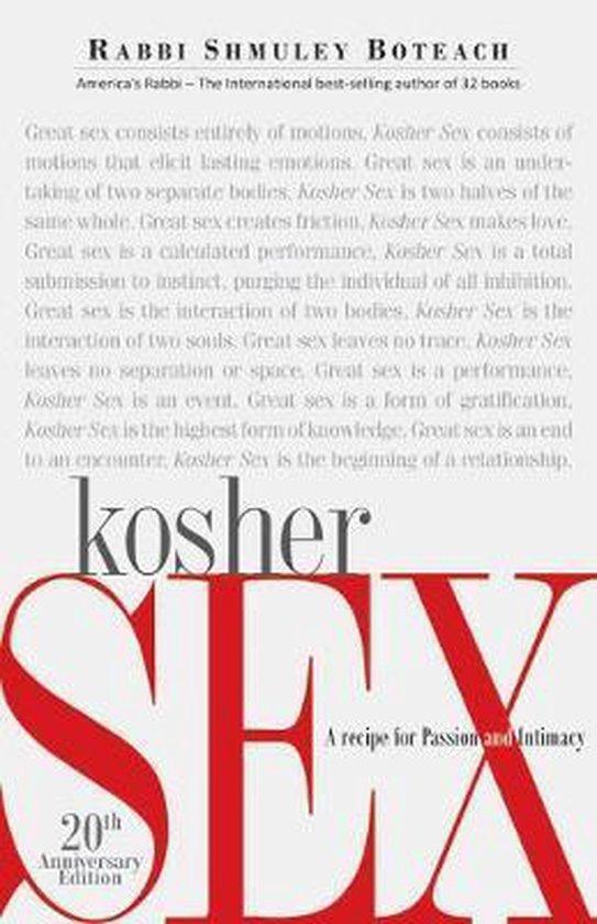 Kosher Sex (20th Anniversary Editon)