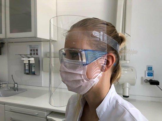 Afbeelding van Gezichtsmasker - herbruikbaar en afwasbaar
